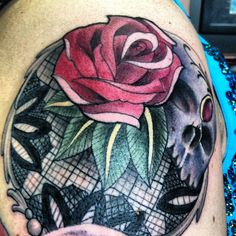 Rose n lace