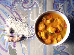 turkey-pumpkin-coconut-curry