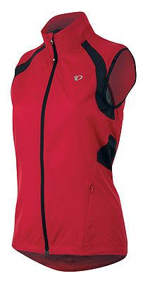 Vests 177856: Pearl Izumi 2016 Womens Elite Barrier Bicycle Cycling Vest Crimson - Small -> BUY IT NOW ONLY: $79.95 on eBay!