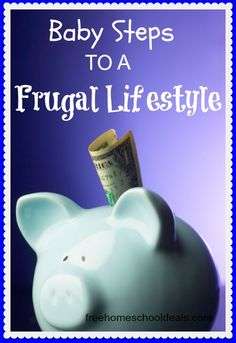 Baby Steps to a #Frugal Lifestyle | ConnerLawOffices.com #Money #Budget