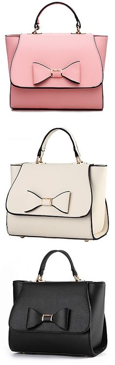 A casual handbag for a chic girl! Is it for you? Get it for $19.99! Click to see more colors!