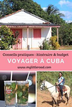 Tous mes conseils pratiques pour préparer votre voyage à Cuba: itinéraire sur 15 jours, budgets, réservation des bus et des casa particular