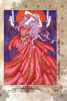 'Morrigan na Badb' by Jim Fitzpatrick, from his book 'The Silver Arm'   The Morrígan is a goddess of battle, strife, and sovereignty. She is often depicted as a trio of goddesses, all sisters, although membership of the triad varies; the most common combinations are Badb, Macha and Nemain OR Badb, Macha and Anand.