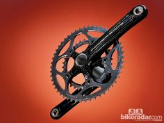Storck Power Arm compact chainset