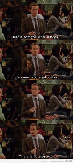 Barney, I wish. How I Met Your Mother #himym