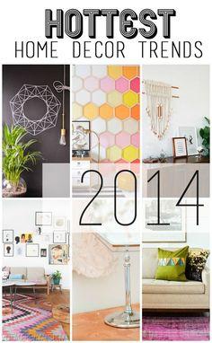 Home Decor Trend Predictions 2014 - Vintage Revivals