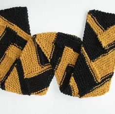 Knitting up some team spirit scarves. Guess the black and gold will have to wait until next year (sorry Steelers). I did finish the red and black Falcons one in time for Super Bowl!