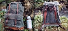 WYNNCHESTER VINTAGE SWISS ARMY MOUNTAIN PACK on www.thebikeshed.cc