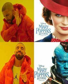 I'm Mary poppins yall