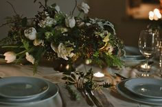 Special celebration inspired by mint, copper and driftwood. Featured on styling Ciara O'Halloran, Photography: Rincy Koshy Flowers: Claire Ryan