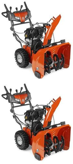 Snow Blowers 42230: Husqvarna St224 Two Stage Snowblower 208Cc Es Ohv (24 ) #961930096 -> BUY IT NOW ONLY: $899 on eBay!