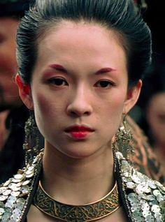 Ziyi Zhang & Xun Zhou in 'The Banquet' Princess Of China, Zhang Ziyi, Many Faces, Girls Life, Banquet, Pretty Face, Superstar, Dancer, Chinese
