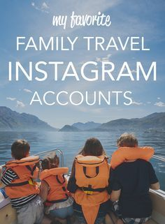 Discover the best Family Travel Instagram accounts from worldschoolers to weekenders, photojournalists to full-time adventurers.