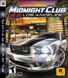 Midnight Club Los Angeles - PS3 Game