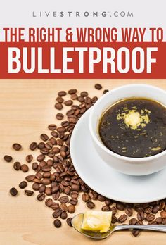 Learn the right and wrong way to make bulletproof coffee. from Healthy Keto Mom Ketogenic Recipes, Low Carb Recipes, Diet Recipes, Healthy Recipes, Ketogenic Diet, Recipies, Low Carb High Fat, Low Carb Keto, Outfit Kylie Jenner