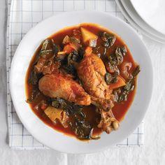 Kitchen-Sink Chicken Stew Recipe | Martha Stewart