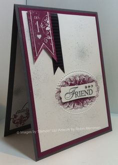 Trinity Designs: Remarkable Stamp of the Month Blog Tour - Affection Collection