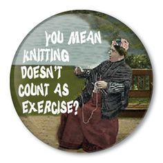 What about crocheting then?