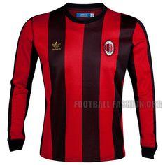 ac-milan-originals-jersey (2) by Football Fashion #calcio #sport #selected2013 #milan #vintage