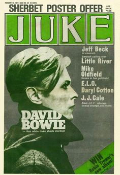 Bowie - Magazine Cover 1977