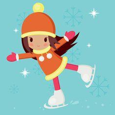 Create a Skating Girl With Basic Shapes in Adobe Illustrator - Tuts+ Design & Illustration Tutorial