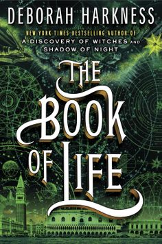 THE BOOK OF LIFE by Deborah Harkness, pub. date 07/15/2014 Can't wait for this one!