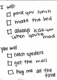 I'll get the mail. I love mail :D spiders though... Not a chance.