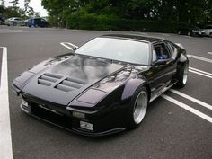 One Of The Coolest Cars Ever Made; The Pantera GT5 | 9K Racing
