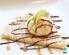 Crepas dulces caseras - ¡Listas en 10 minutos!