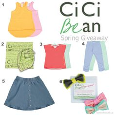 CiCi Bean Spring 2014 Collection Review and Giveaway - Canada only. Ends March 30, 2014 Tweenhood.ca #giveaway #win  Enter at: http://tweenhood.ca/cici-bean-spring-2014-giveaway/