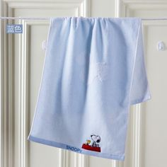 Snoopy cotton towels cute cartoon super soft cotton washcloth towel SN1017WH #Kingshore