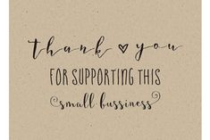 Thank You For Supporting This Small Business Stamp- custom rubber stamp-Custom Thank You Stamp - thank you for your order-business stamp Small Business Quotes, Small Business Saturday, Support Small Business, Business Ideas, Business Stamps, Business Card Maker, Business Logo, Massage Quotes, Spa Quotes