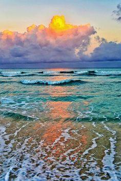Sunset in Cuba!