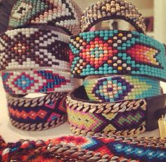 Love these Kim & Zozi friendship bracelets!