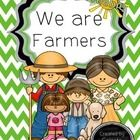 Freebie for Educators. We are Farmers.  Write facts about farm animals. Farmers can are have worksheet. Money math center, write the amount of mone...