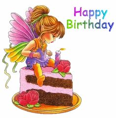 27 Happy Birthday Wishes Animated Greeting Cards For Mom Dad Sister Friend You Can See GIF To Share With Your Friends