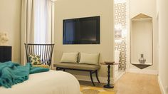 Project One Shot Hotels Recoletos Madrid New Boutique Hotel With Early Century Touches
