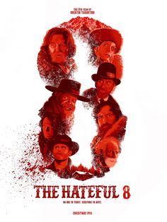 The Hateful Eight (2015)  HD Wallpaper From Gallsource.com