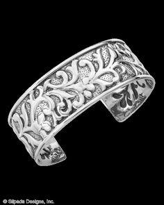 Ahead of the Curve Cuff, Bracelets - Silpada Designs