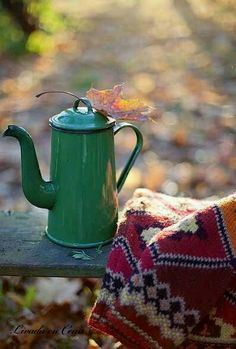 A cup of Tea warms the Soul..