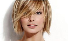 Image detail for -... Hairstyle chic blonde hair highlight ideas | Best Medium Hairstyle