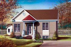 estilos de casas pequeñas y bonitas rusticas Planos de casas Planos de casa tipo cabaña Planos de la casa colonial