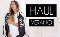 Summer Haul / Haul Verano Pull & Bear, Zara, SheIn, Mango. Trendencies TV. Youtube Video