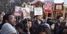 Stop Surveillance of Black Lives Matter Activists #BLM