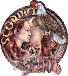 Scorpio by sara