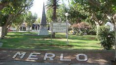 Merlo, San Luis. Merlo San Luis, Travel Around, Stepping Stones, Sidewalk, Singular, Outdoor Decor, Sierra, Plaza, Ribs