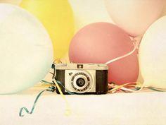 Cameras & Balloons