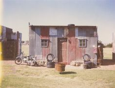 """A four star hotel in the heart of South Africa allows wealthy visitors to experience the """"quaint"""" lifestyle of township poverty in a theme park that looks like a group of tin shacks in the wild — with air conditioning and wifi African Crafts, Metal Siding, Gcse Art, Slums, South Africa, Landscape Photography, Around The Worlds, Sketch Ideas, Post Apocalypse"""