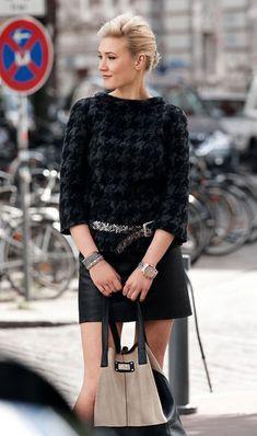 Пуловер - выкройка № 106 A из журнала 9/2012 Burda.