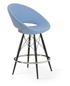 Crescent MW Bar Stool By SohoConcept At FullModern Modern Counter Stools,  Adjustable Stool, Contemporary